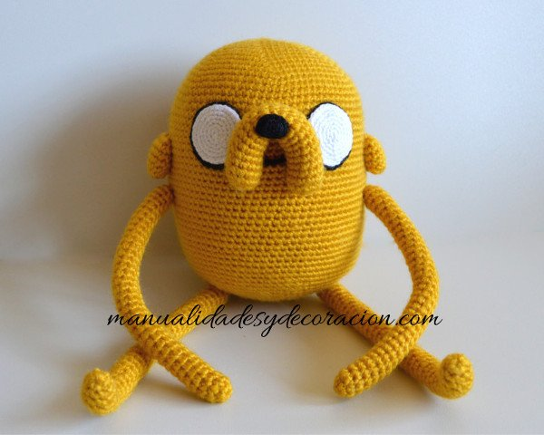 Ravelry: Amigurumi Finn y Jake Adventure time pattern by Javiera ... | 480x600
