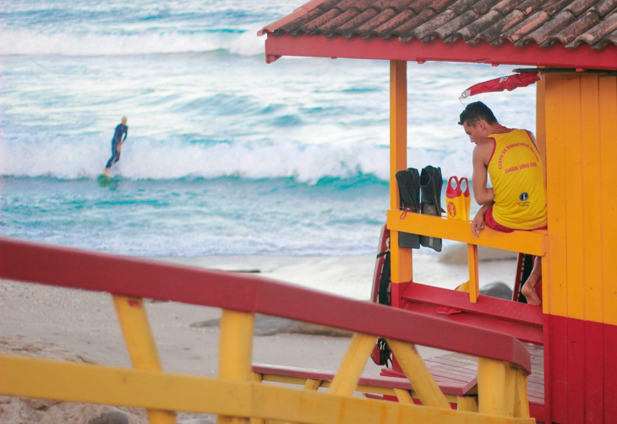 Beach in Brasil